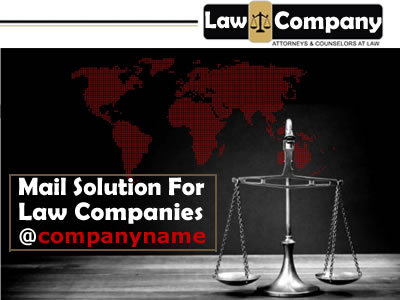 E-Mail Solution For Law Companies